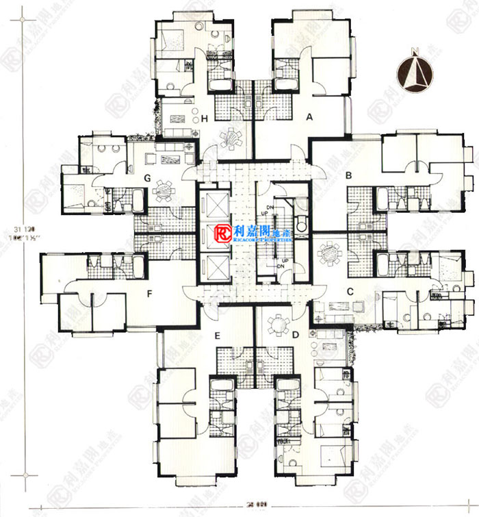 1 Sroty Floor Plan