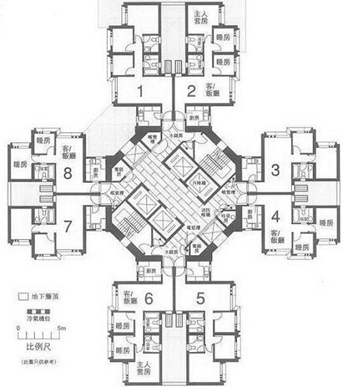 on Floor Plan