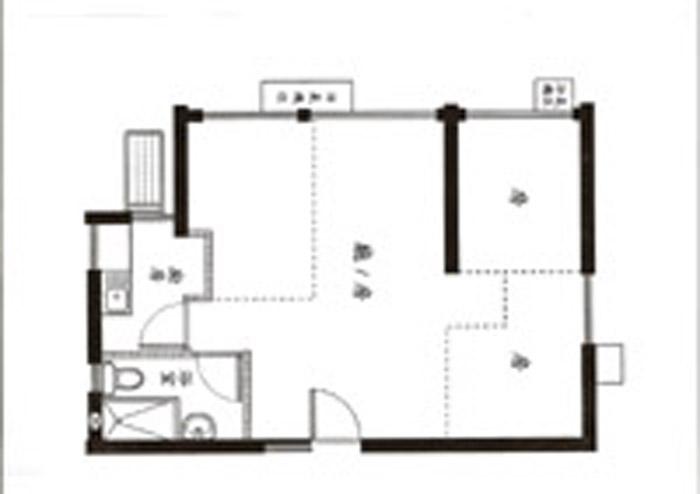 各式居屋 平面圖